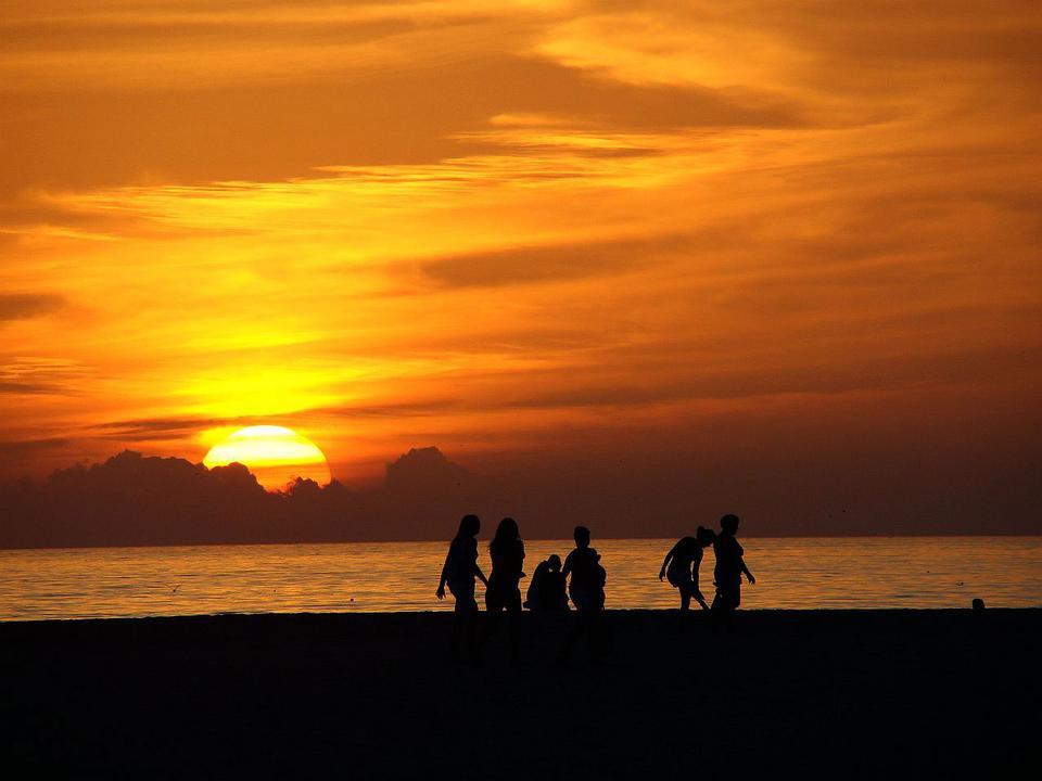 Free Gulf of Mexico Amazing Sunset