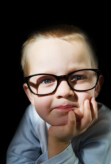 Free child boy people optical glasses kid fashion