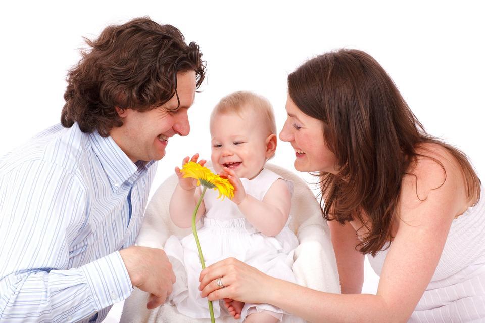 Free Baby Caucasian Child Daughter Family