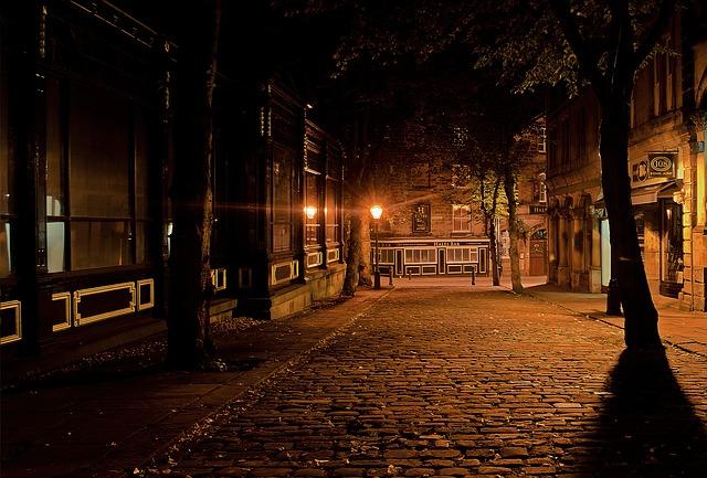 Free               sleeping city sleep night evening dark