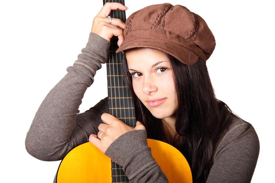 Free Acoustic Cute Female Girl