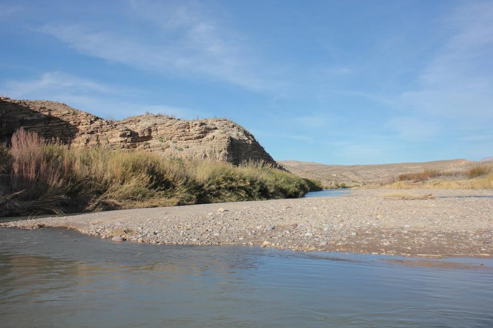 Free Pecos River Big Bend National Park Texas