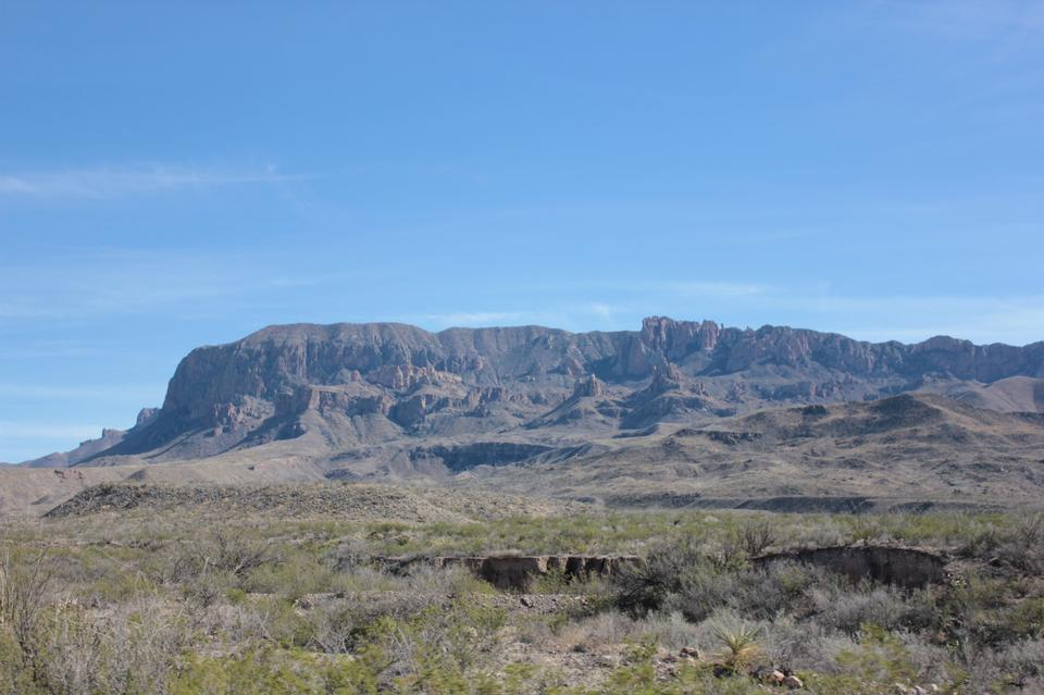 Free Chihuahuan Desert Big Bend National Park