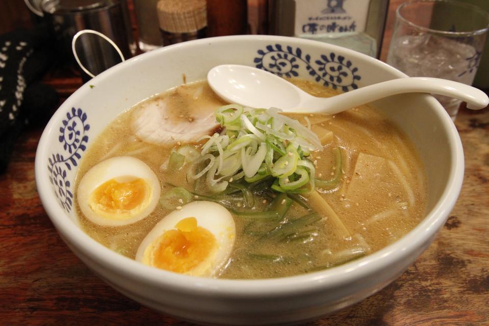 Free Sapporo Ramen - Japanese Noodle