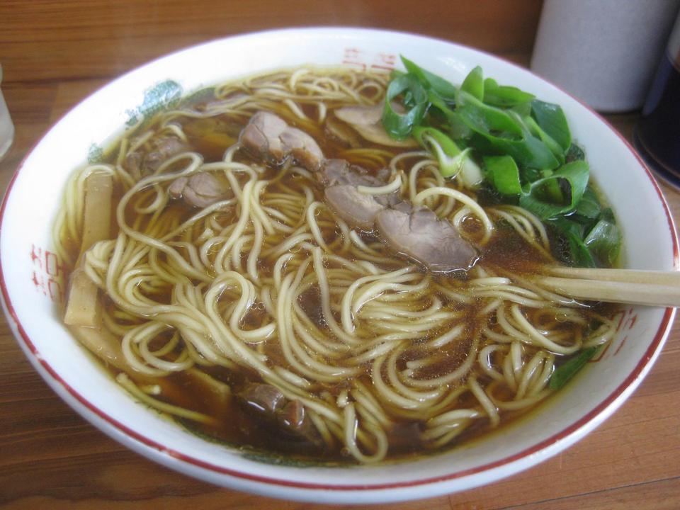 Free Kasaoka Ramen - Japanese Noodle