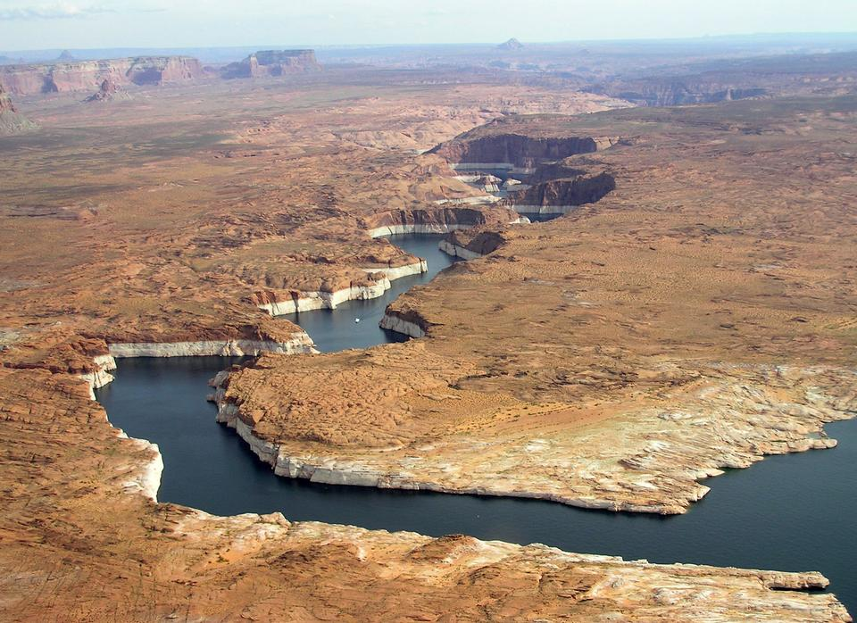 Free Glen Canyon National Recreation Area in Utah