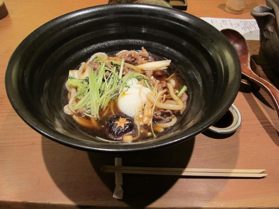 Free Sukiyaki Udon - Japanese Noodle