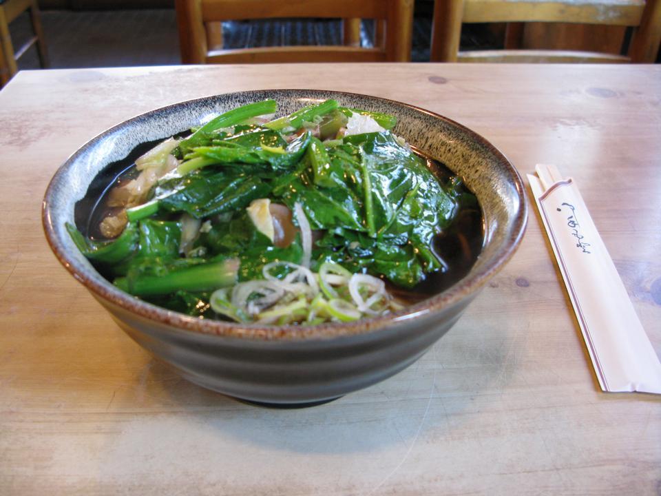 Free Kencho Soba - Japanese Noodle
