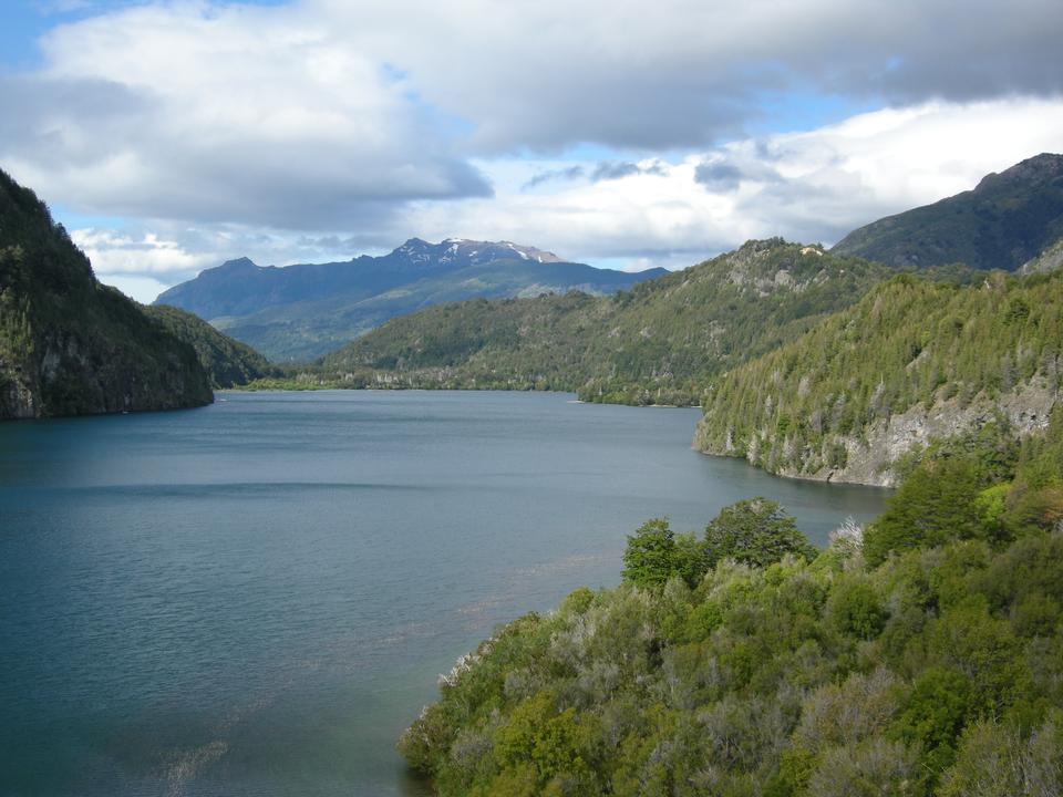 Free Green Lake Los Alerces National Park