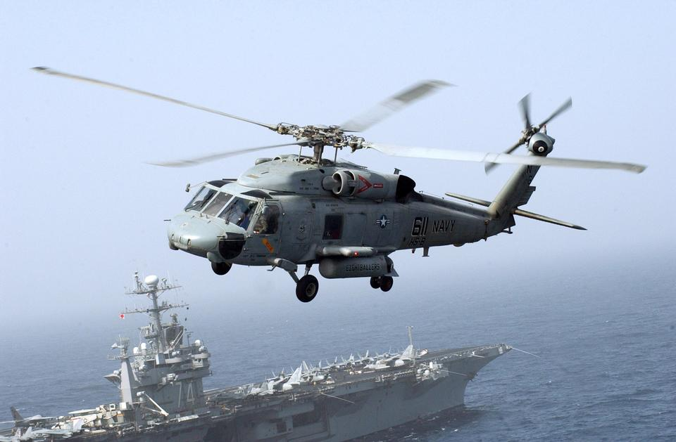 Free U.S. Navy Seahawk Helicopters