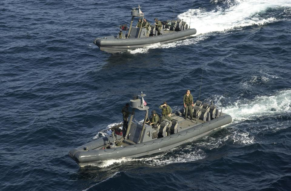 Free U.S. Navy Special Warfare Rigid-Hull Inflatable Boats