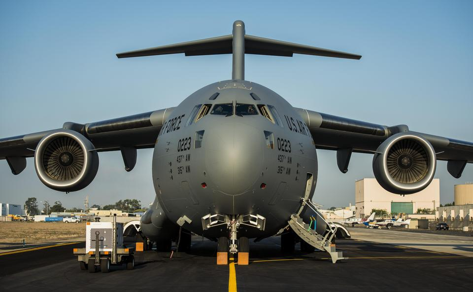 Free U.S. Air Force C-17 Globemaster III