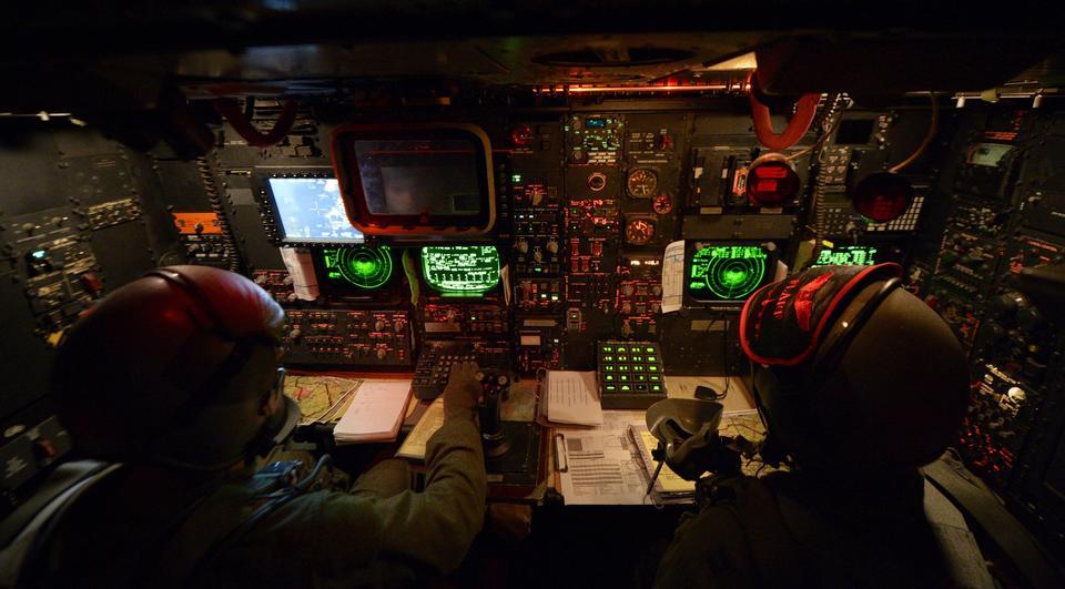 Free Bomb Squadron B-52H Stratofortress Navigators