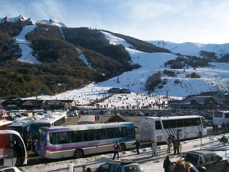 Free Bariloche Ski Resort Patagonia Argentina