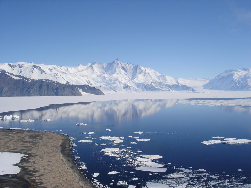 Free Mount Herschel Antarctica
