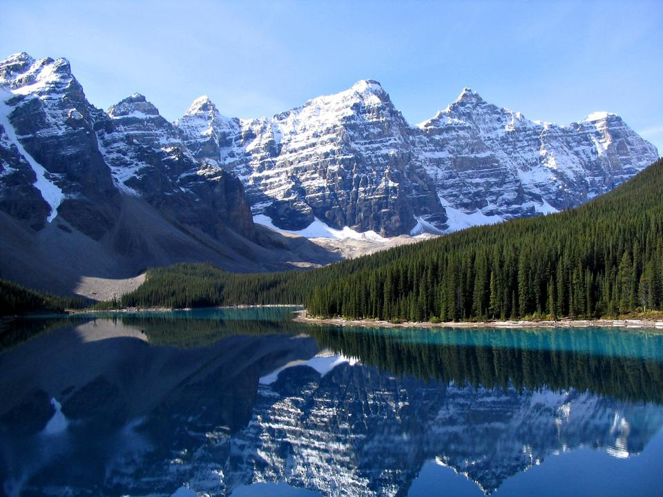 Free Photos: Moraine Lake Banff National Park - Alberta Canada | dailyshot