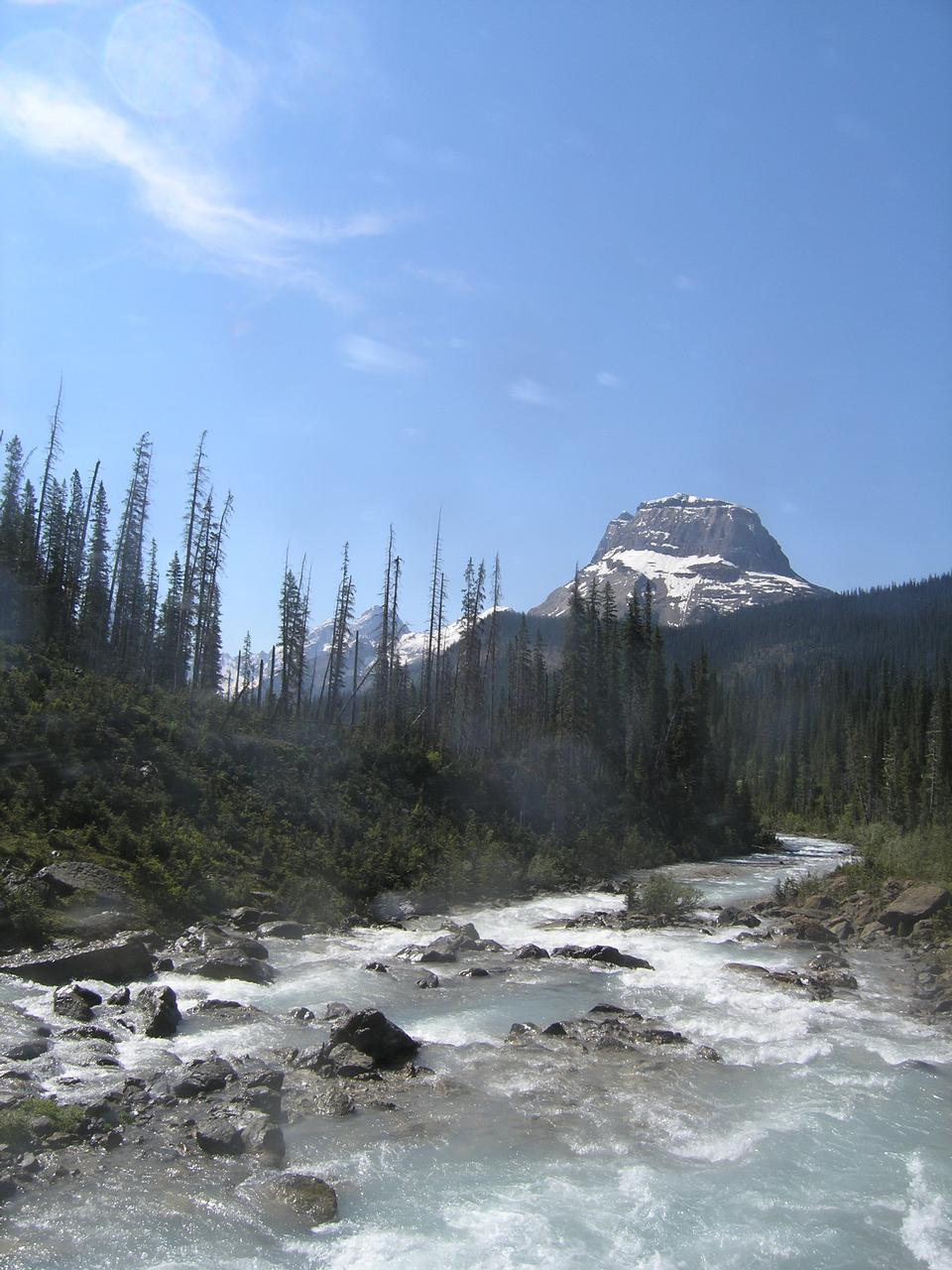 Free Attractions in Yoho National Park