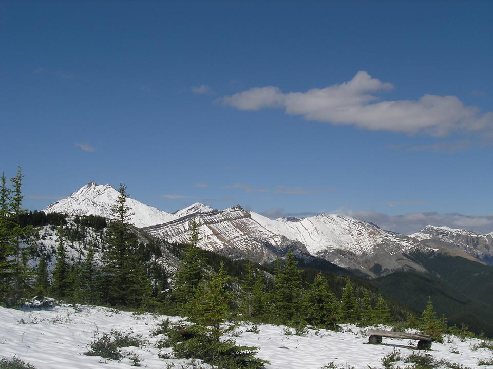 Free Sulphur Mountain Trail - Banff National Park