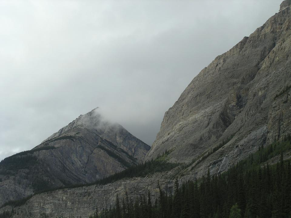 Free Glacier National Park, Canada