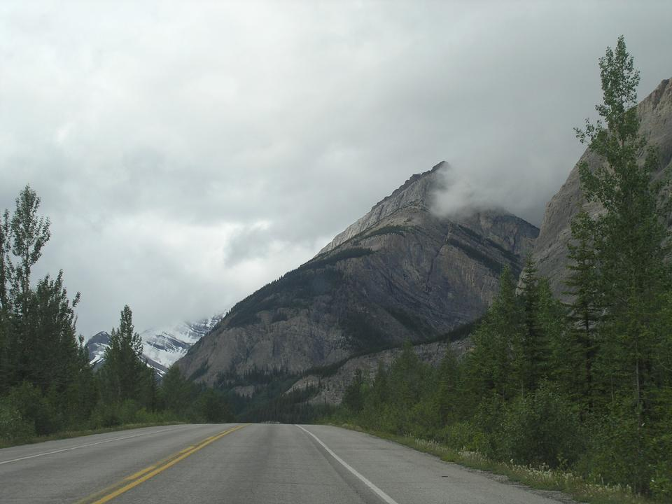 Free Glacier National Park - Scenic Landscape