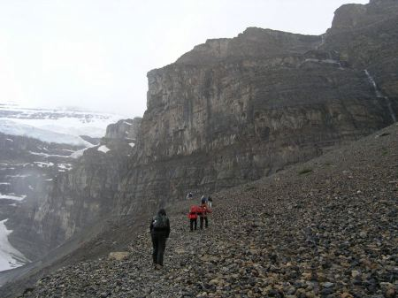 Free Spectacular Day Hiking Plain of 6 Glaciers, Canadian Rockies