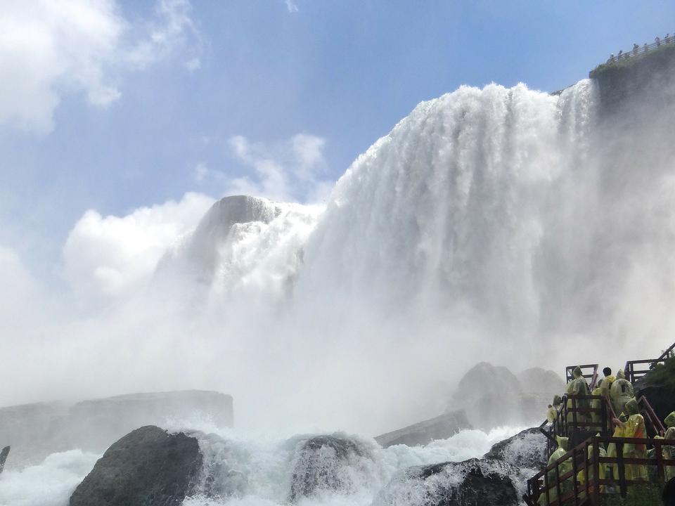 Free Niagara Falls American-Side Tour