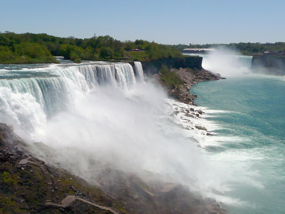 Free Niagara Falls State Park