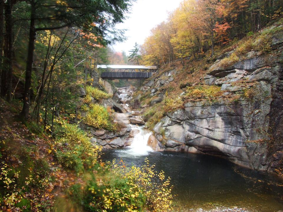 Free Cannon Mt. - New Hampshire Trails