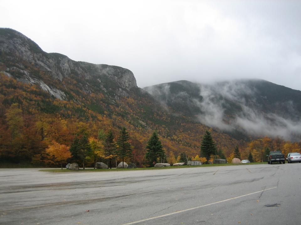 Free Cannon Mountain New Hampshire
