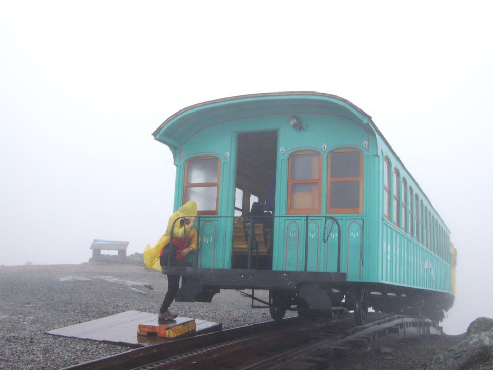 Free Mt. Washington Cog Railway - White Mountains