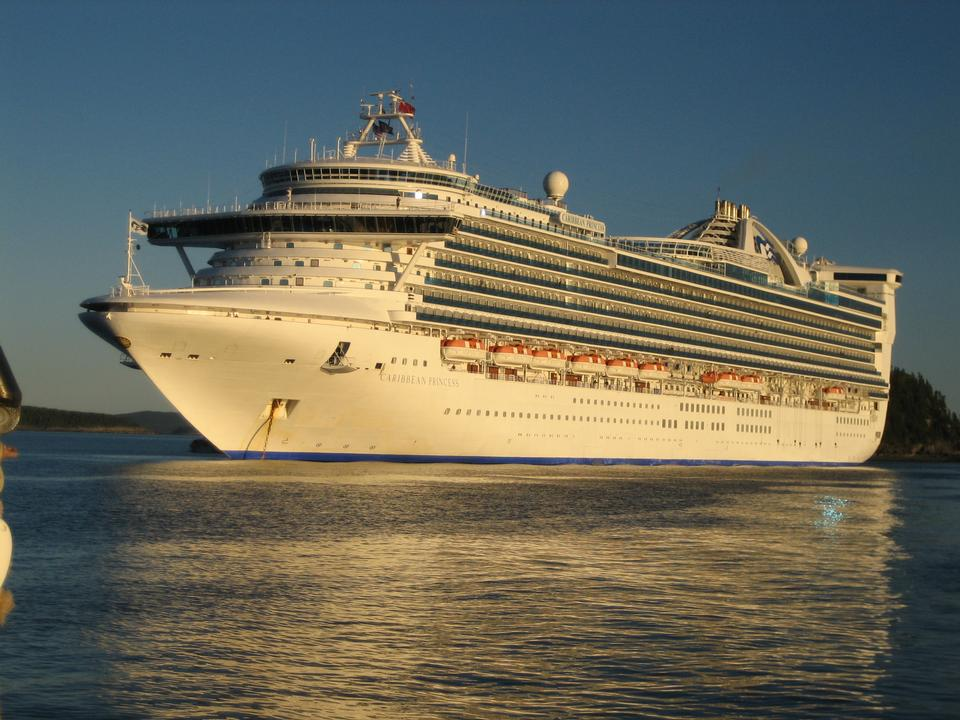 Free Caribbean Princess Cruise Ship
