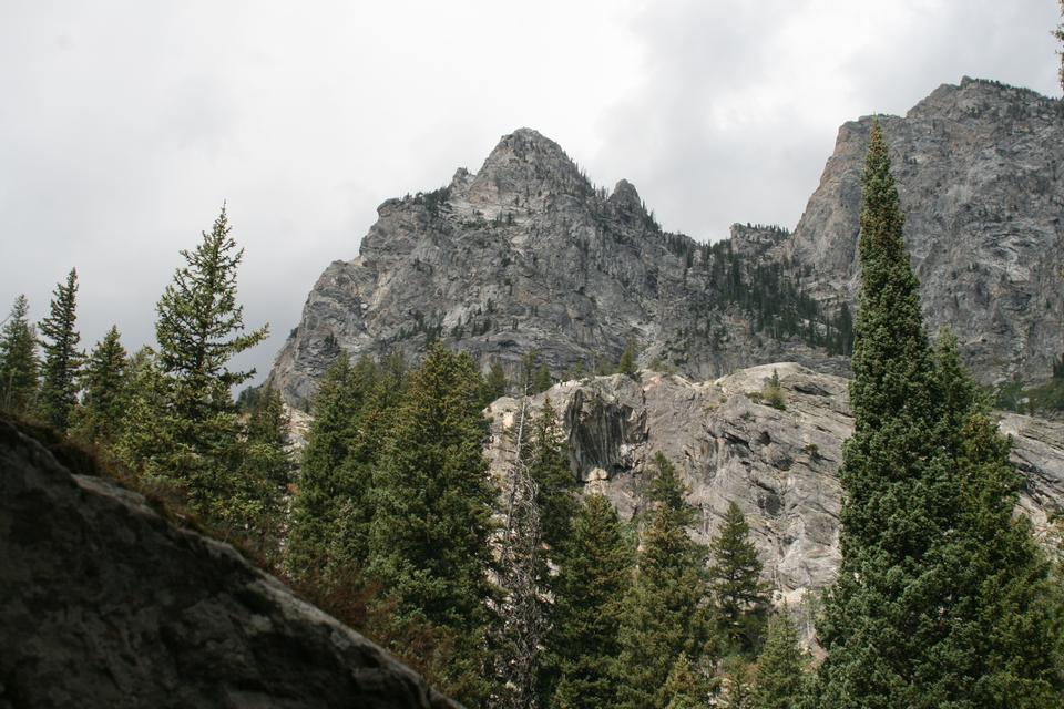 Free Grand Teton Mount Owen Climbing, Hiking
