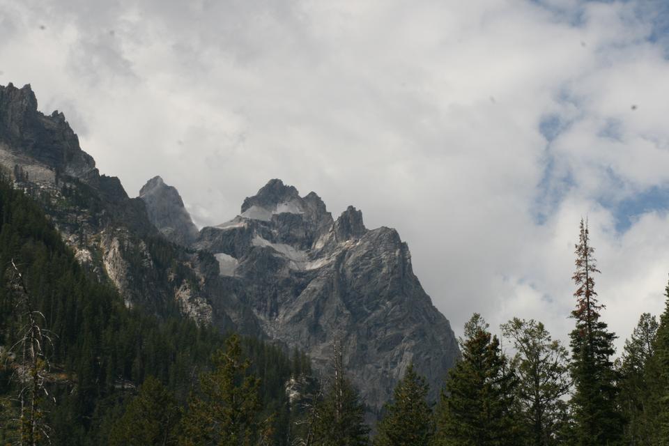 Free Grand Teton Mount Owen Climbing, Hiking