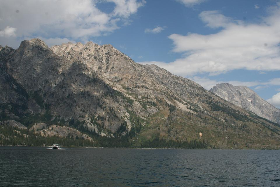 Free Jackson Lake Grand Teton and Mount Owen