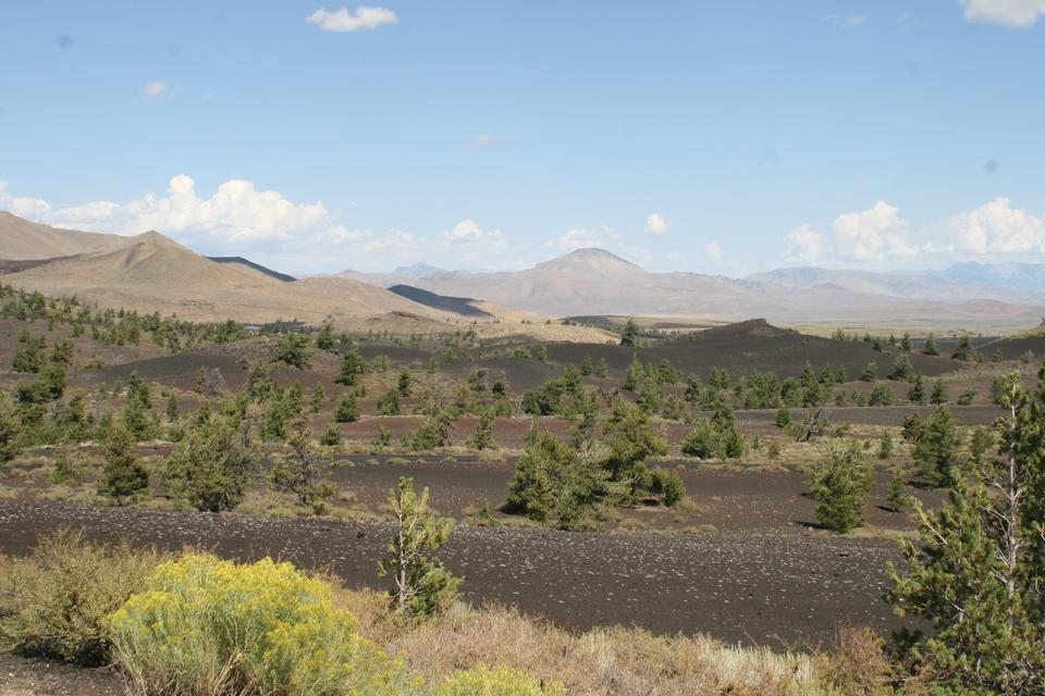 Free Hiking Trails - Craters Of The Moon National Monument
