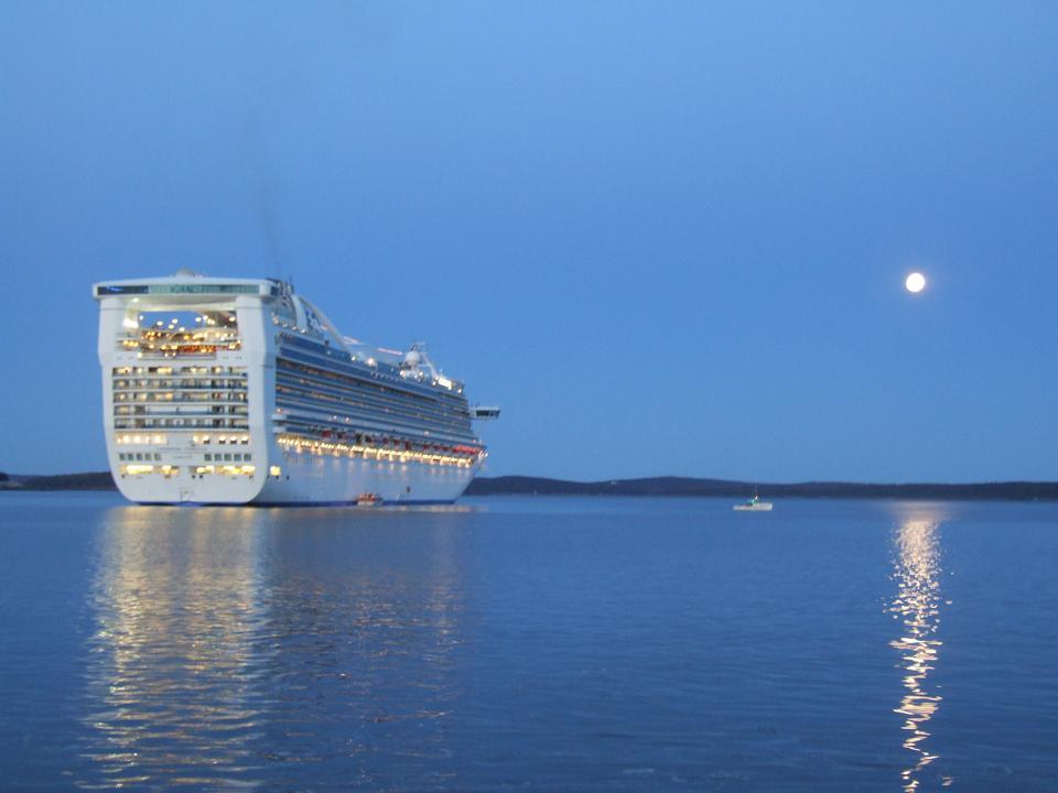 Free Photos: Bar Harbor Cruise Ship Departure Acadia National Park | ustrekking