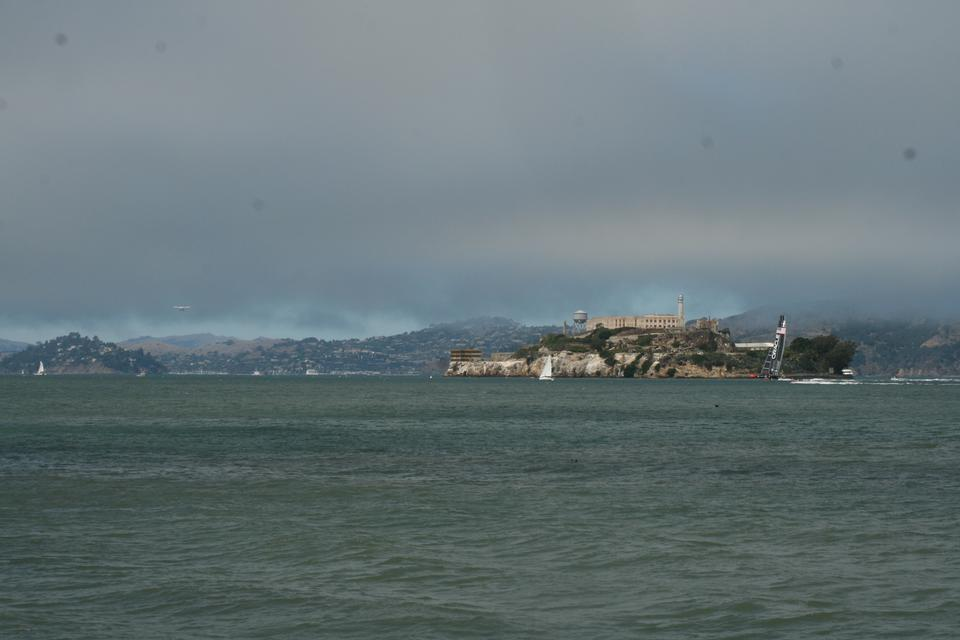 Free Alcatraz Island - San Francisco CA