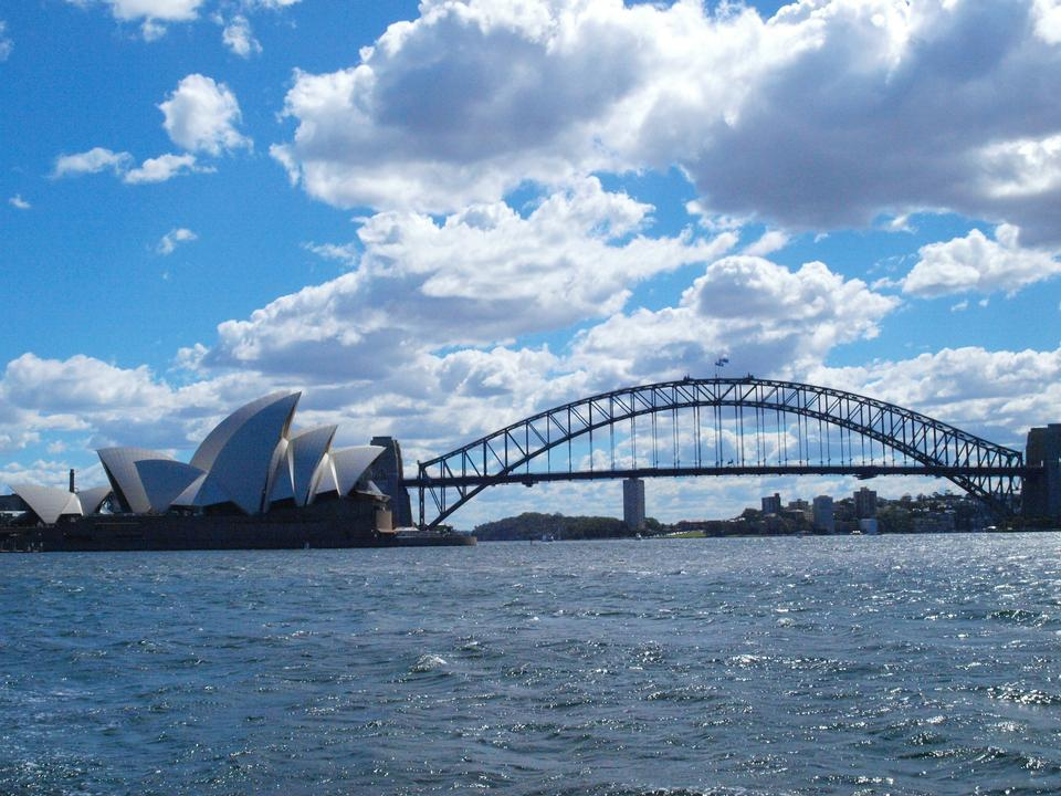 Free Sydney Harbour Bridge