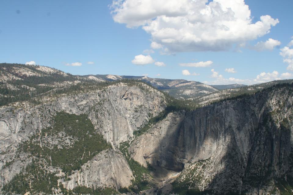 Free Hiking in Yosemite National Park