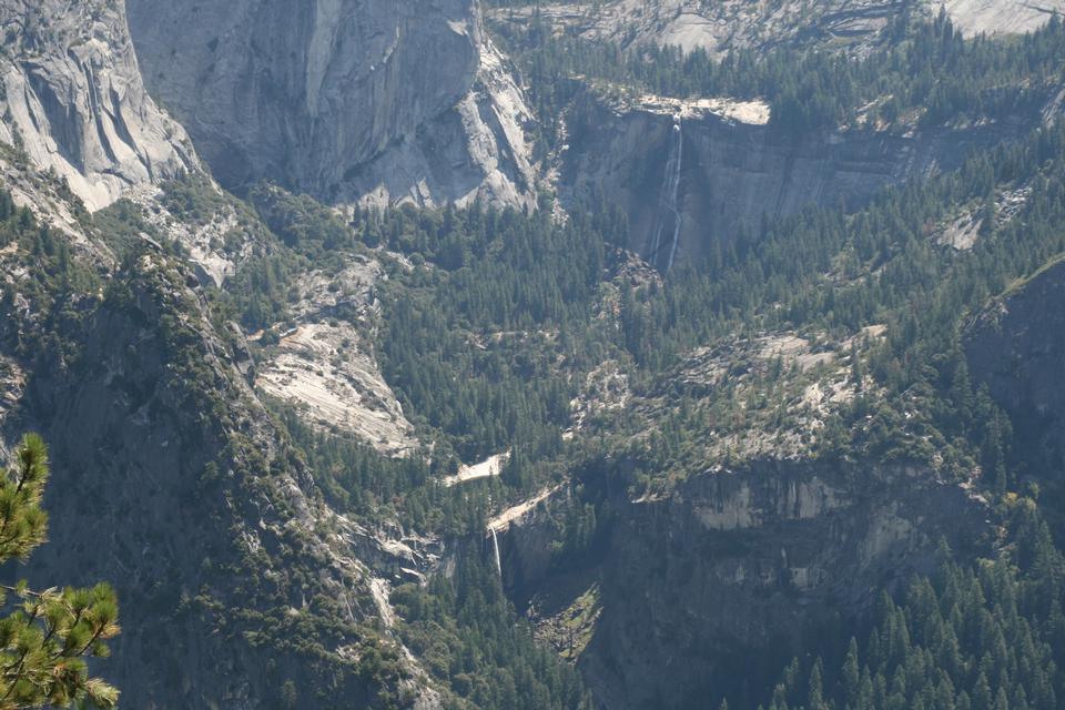 Free Yosemite National Park Ribbon Fall