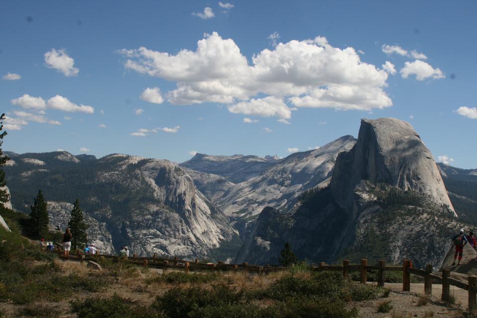 Free Yosemite National Park Vacation