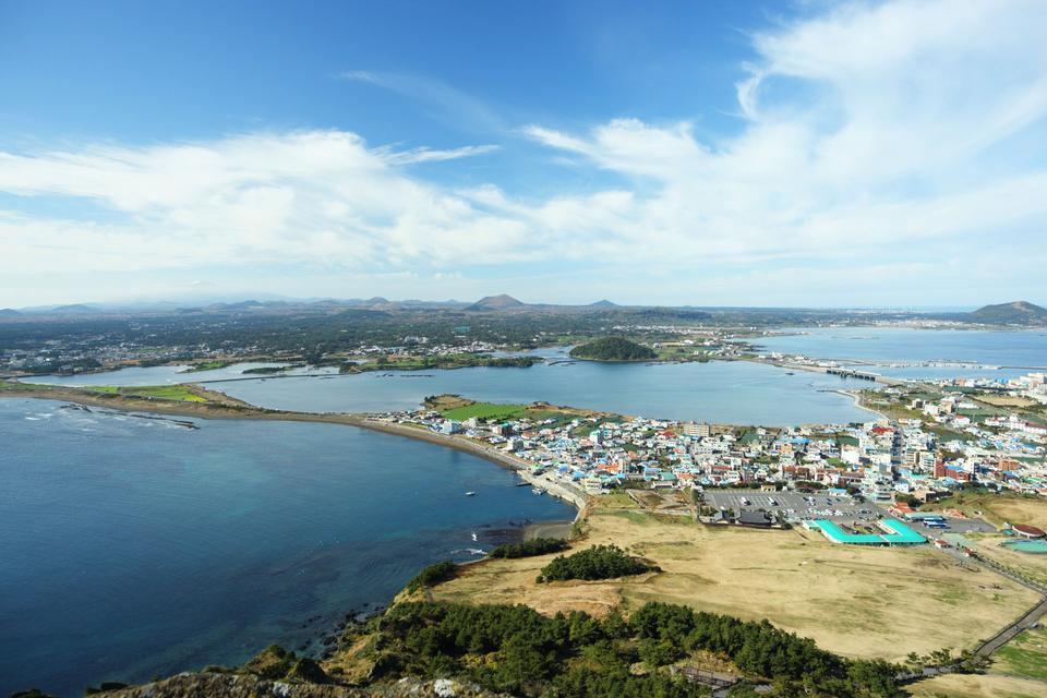 Free Jeju island Korea Tourism