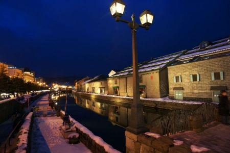 Free Otaru Travel Otaru Canal
