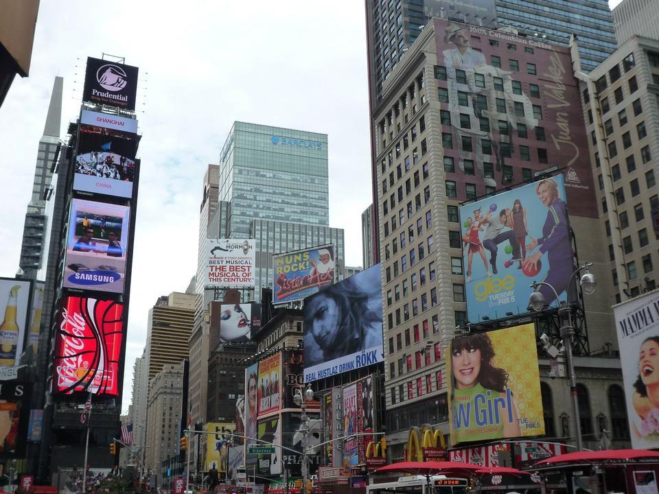 Free Times Square - Manhattan, New York