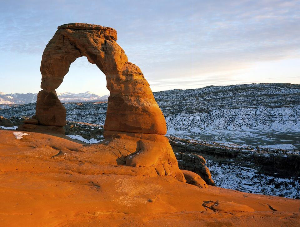 Free Delicate Arch Arches National Park Utah Moab