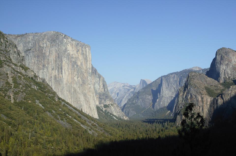 Free Yosemite National Park Hikes