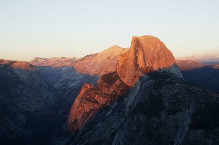 Free Half Dome Hike in Yosemite