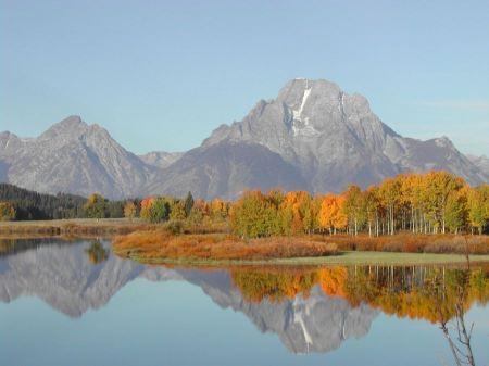 Free Grand Teton National Park Wyoming Lake