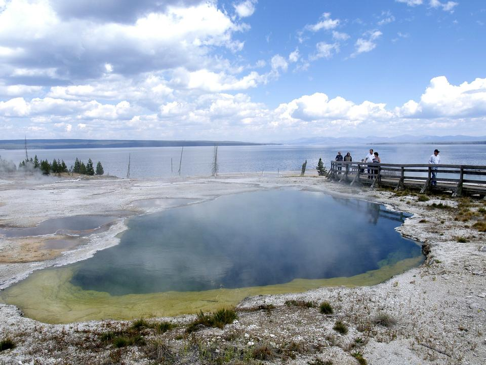 Free Yellowstone National Park Wyoming Travel and Tourism