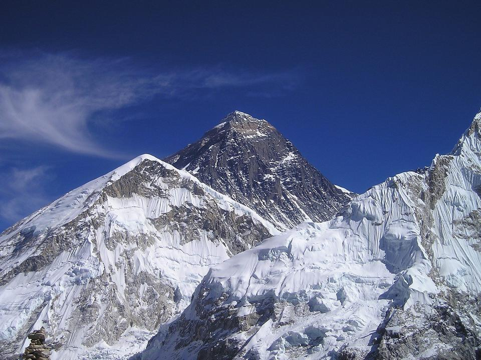 Free Himalayas Ama Dablam Nepal Everest Trekking